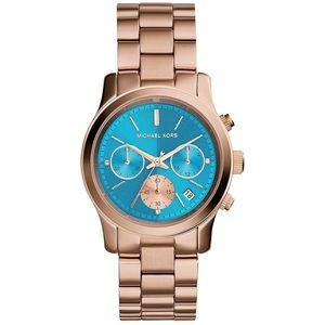 Michael Kors MK6164 'Runway' Chronograph Watch